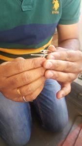Silver Filigree Craft Exploration – Jewellery Design Department – JD International Design School