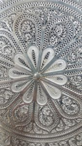 Silver Filigree Craft Exploration – Jewellery Design Department – JD International Design School